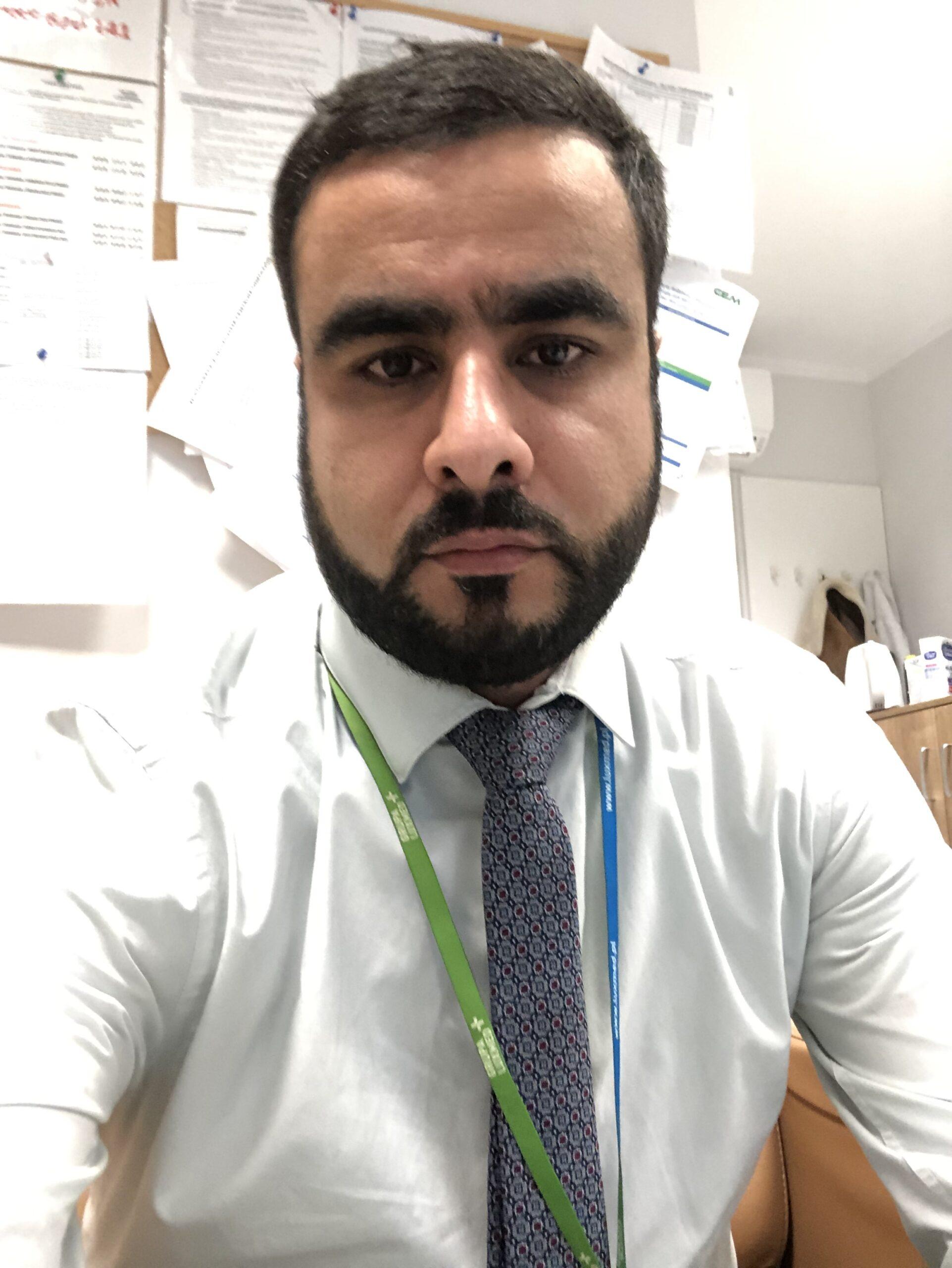 Lek. Onkolog Waleed Abumoammar